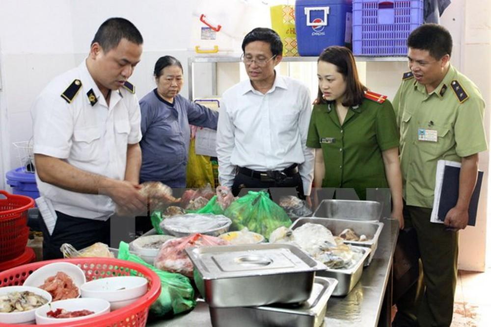 Tăng cường sự lãnh đạo của Đảng đối với vấn đề an toàn thực phẩm trong tình hình mới
