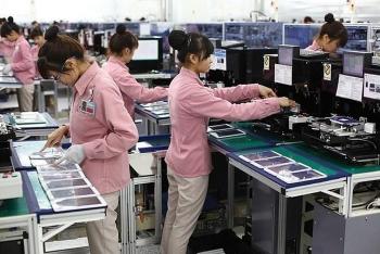 Dịch bệnh Covid-19 nhưng xuất khẩu vẫn tăng… nhờ Samsung
