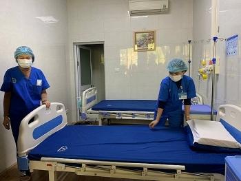 Hà Nội sẵn sàng 1.000 giường bệnh phục vụ bệnh nhân Covid-19