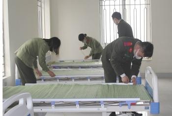Hà Nội chuẩn bị hơn 4.000 giường bệnh nếu dịch Covid-19 ở cấp độ cao