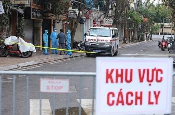 Hà Nội kết thúc cách ly với hơn 6.700 người