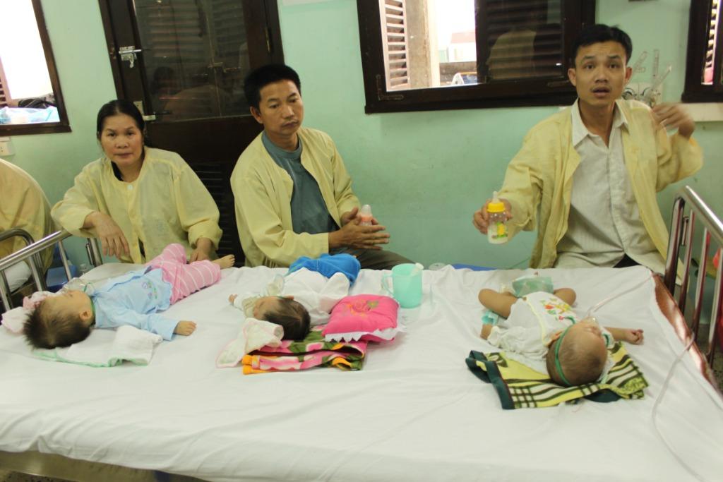 Bổ sung 2.000 giường bệnh cho tuyến Trung ương