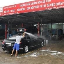 de xuat tang phi nuoc thai doi voi co so rua xe benh vien