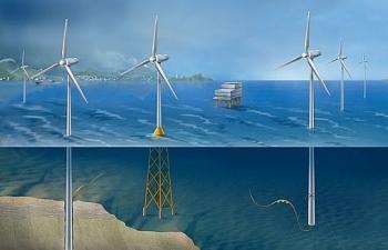 Điện gió ngoài khơi: Bài toán kinh tế biển hiệu quả