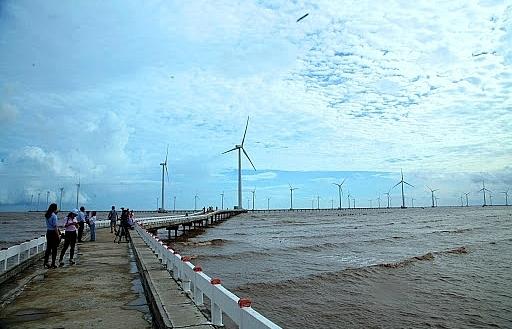 Điện gió ngoài khơi: Tiềm năng lớn phát triển nền kinh tế xanh