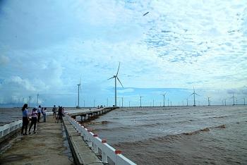 Điện gió sẽ dẫn đầu ngành năng lượng toàn cầu