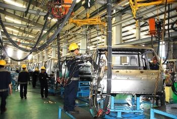 Lần đầu tiên sản xuất công nghiệp giảm mạnh trong 4 năm trở lại đây