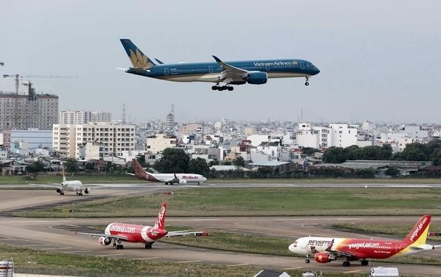 Cục Hàng không tiếp tục xin ý kiến Hà Nội về việc mở lại đường bay nội địa