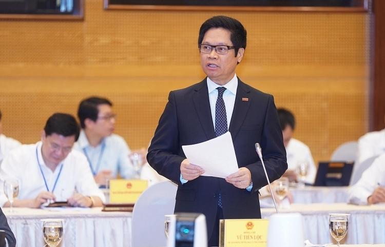 """Chủ tịch VCCI Vũ Tiến Lộc: """"DN không cần tiền, chỉ cần cơ chế chính sách để hỗ trợ phát triển"""""""