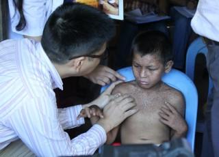 Xung quanh đồn đại về bệnh lạ ở Phú Thọ