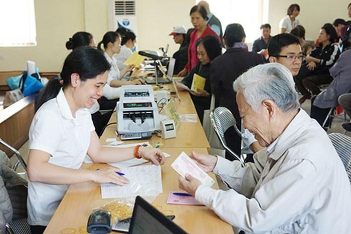 Từ 1/7, lương hưu được điều chỉnh tăng thêm hơn 7%
