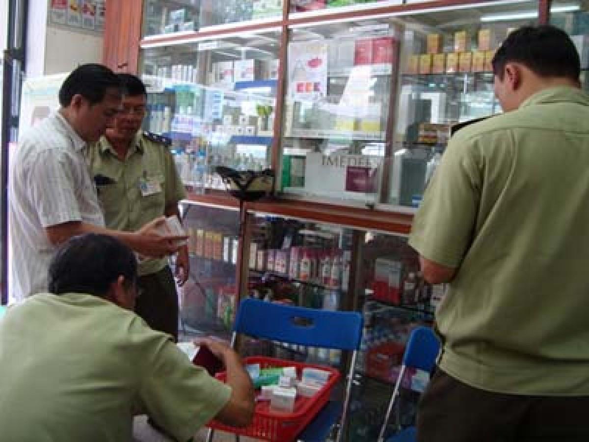 57 doanh nghiep duoc phai lay mau kiem tra chat luong