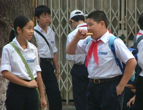 86% trẻ ở thành thị bị thừa cân béo phì