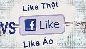 facebook khuyen cao doanh nghiep viet khong nen mat tien mua like share ao