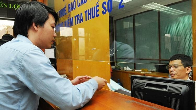 55 cuc thue dia phuong tang truong so voi cung ky