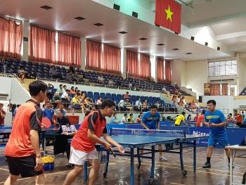 Khởi tranh Giải bóng bàn Cup Hội Nhà báo Việt Nam lần thứ XII
