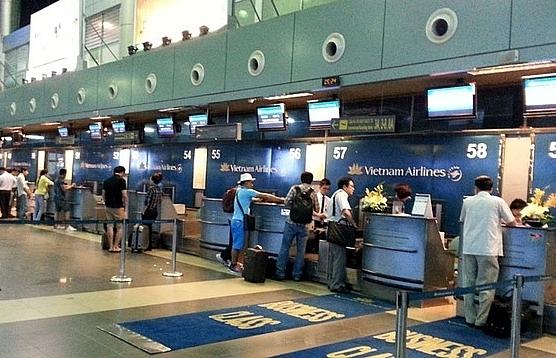 vietnam airlines dan dau ve so luong cham huy chuyen bay