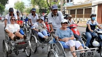 Khách quốc tế đến Việt Nam tiếp tục tăng cao trong tháng 8