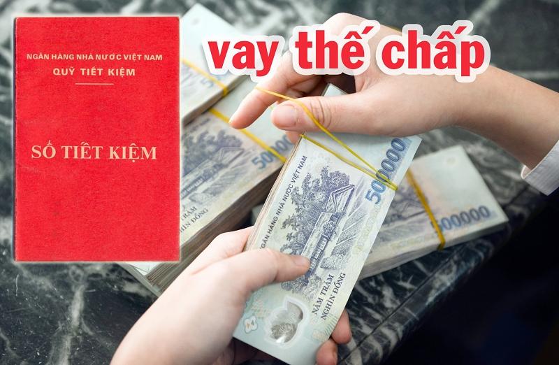 se xu ly nghiem to chuc tin dung cho vay cam co so tiet kiem khong co phuong an su dung von vay
