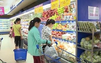Hà Nội: Chỉ số giá tiêu dùng tăng nhẹ