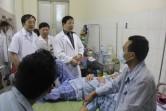 90% bệnh nhân sốt xuất huyết ở Hà Nội