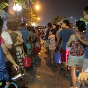 ha noi cong bo nuoc song da co the an uong