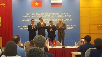 Hợp tác kinh tế giữa Việt Nam và Liên bang Nga chưa phát huy hết tiềm năng