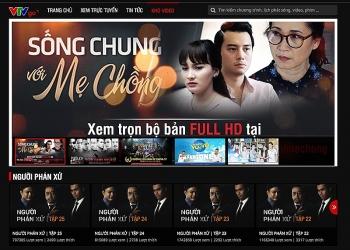 Gia tăng vi phạm bản quyền các chương trình truyền hình trên Internet