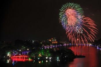 Hà Nội đề xuất không bắn pháo hoa Tết Dương lịch