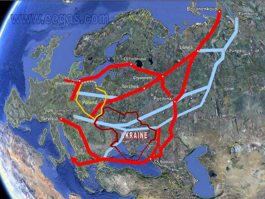 Liệu Gazprom có cố tình giữ châu Âu trong tình trạng thiếu khí đốt để gây áp lực cho Nord Stream 2