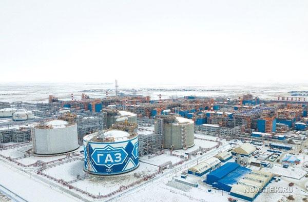 LNG Nga hướng tới chiếm 25% thị phần thế giới vào 2030