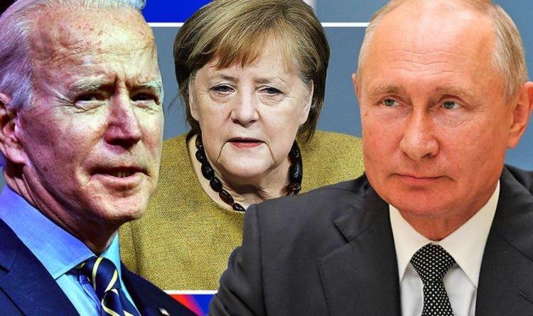 Kết quả cuộc gặp Đức – Mỹ, Nga hé lộ khả năng bơm một lượng khí đốt nhất định qua Ukraine