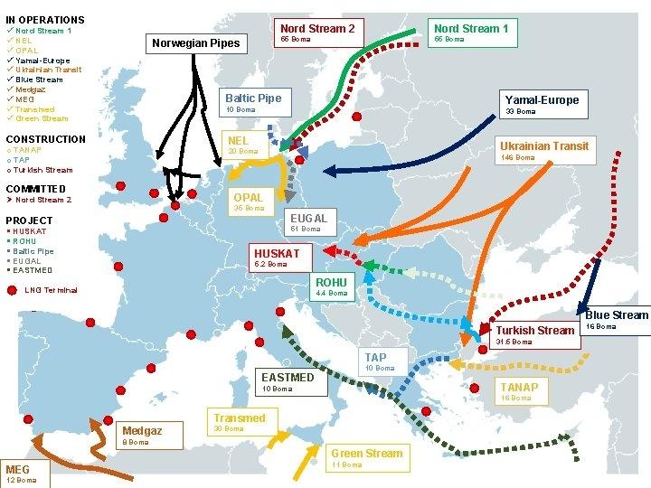 Vì sao cuộc đấu giá khí cho Đường ống xuyên Adriatic thất bại?