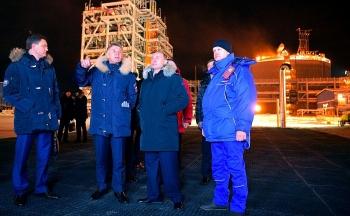 Chủ tịch NOVATEK Leonid Mikhelson là ai?