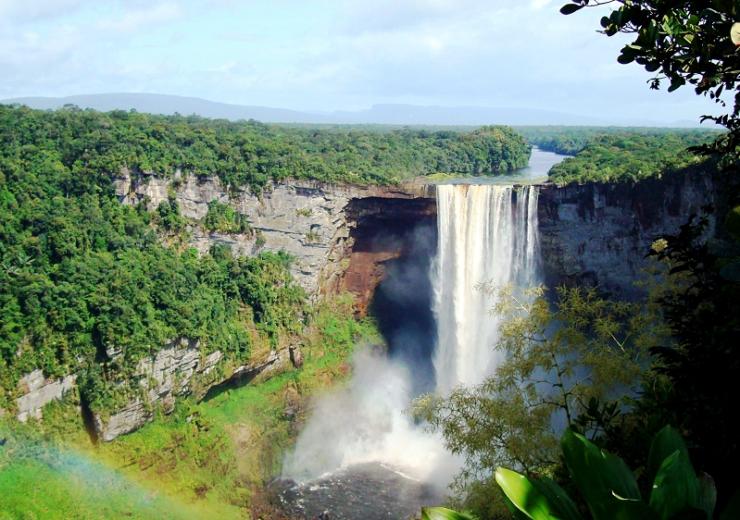 Guyana - sân chơi mới đầy hấp dẫn đối với các Big Oil