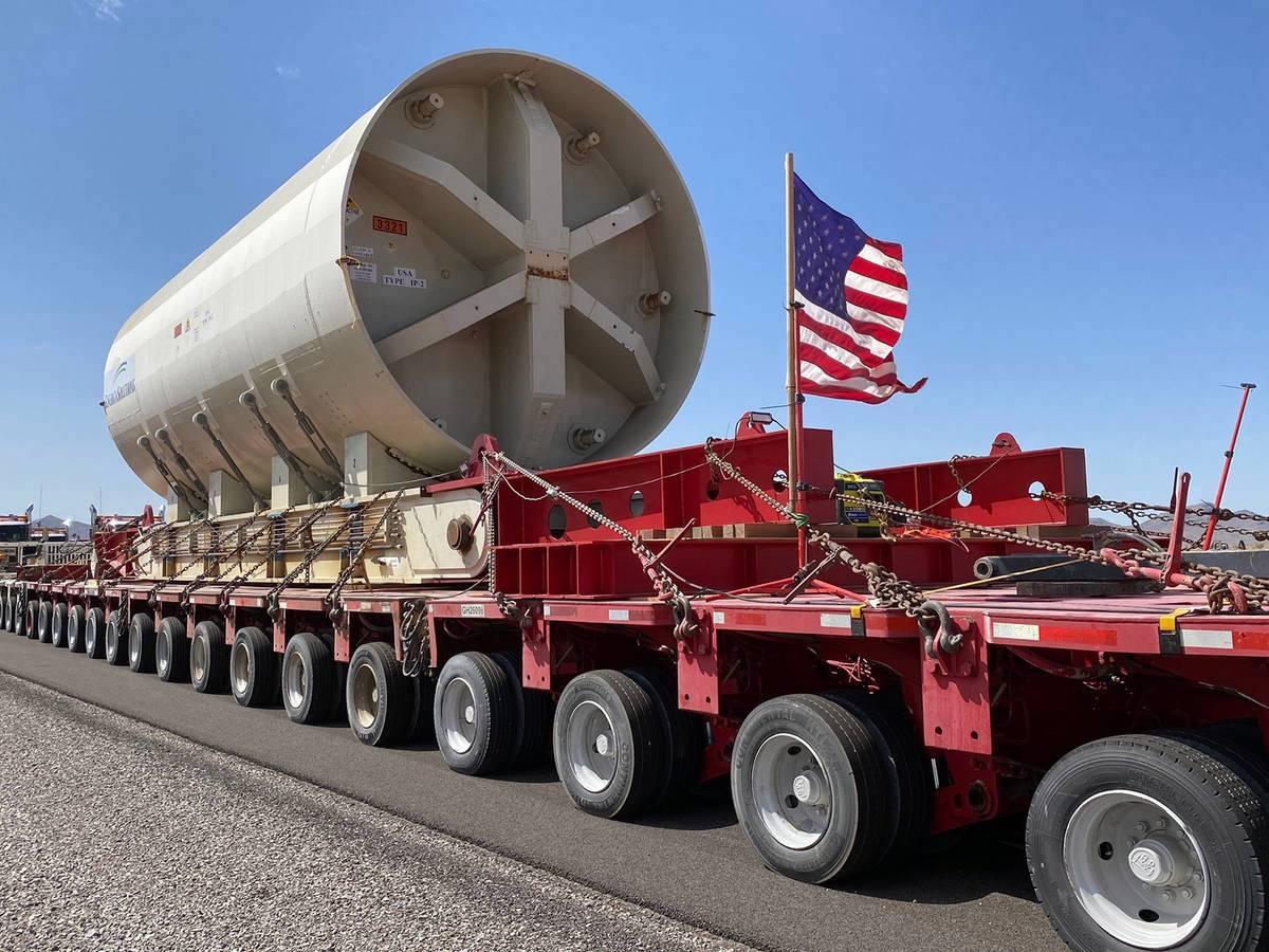 """Lò phản ứng hạt nhân module nhỏ có thể là """"chìa khóa"""" để đạt các mục tiêu khí hậu"""