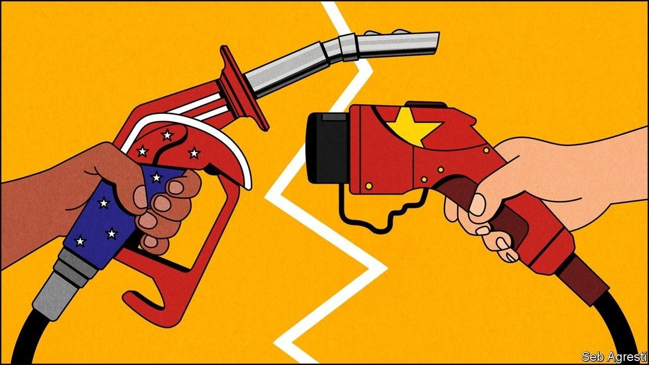 Mỹ có thể đuổi kịp Trung Quốc trong cuộc đua năng lượng sạch?