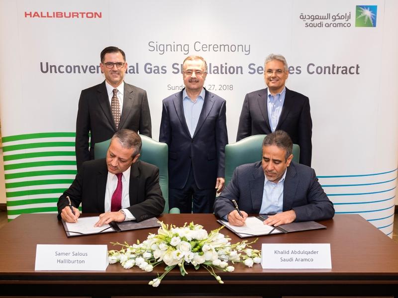 Saudi Aramco mời gọi đầu tư 110 tỷ USD vào đá phiến