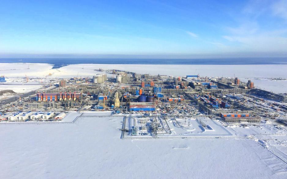 Novatek củng cố cơ sở tài nguyên LNG của mình tại Yamal