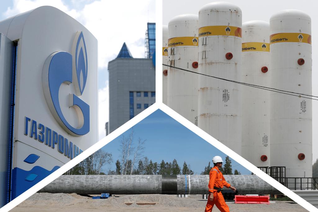 Rosneft có thể xuất khẩu khí đốt qua Nord Stream 2