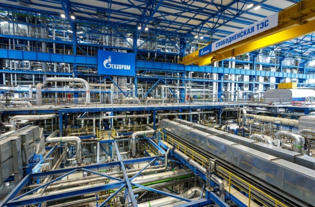 Năng lượng Hydro - hướng phát triển mới của Gazprom