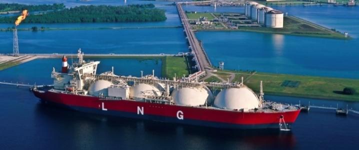 LNG trở thành bước ngoặt trong thương mại Mỹ - Trung