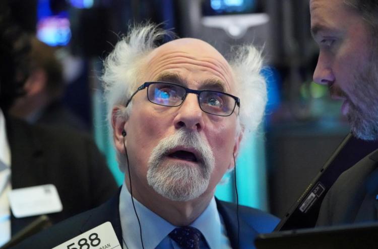Dow Jones mất gần 2.000 điểm khi mở cửa