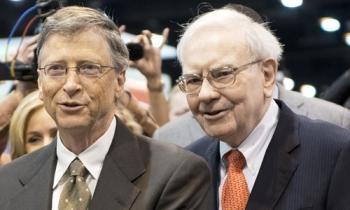 Bill Gates tiết lộ chìa khóa thành công của Warren Bufett