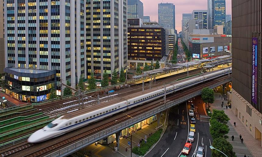 Tính toán của các quốc gia khi làm đường sắt cao tốc