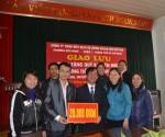PVD Well Services tặng quà cho trường tiểu học ở Nam Định