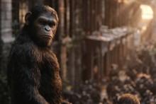 Những chú khỉ làm 'nóng' điện ảnh thế giới