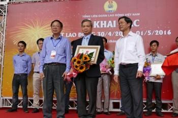 """Khai mạc triển lãm """"Tự hào trí tuệ lao động Việt Nam"""""""