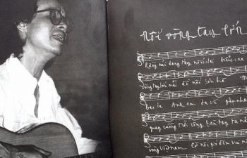 4 ca khúc của nhạc sĩ Trịnh Công Sơn vẫn chờ cấp phép