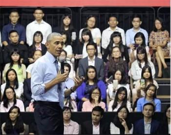 Trần Lập, Sơn Tùng M-TP bất ngờ được ông Obama nhắc tới